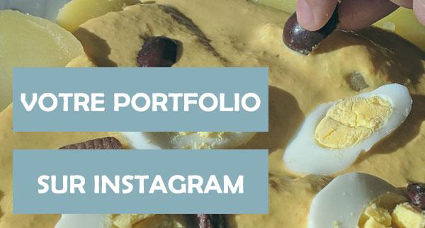 créez un portfolio sur votre profil Instagram avec la fonctionnalité des histoires