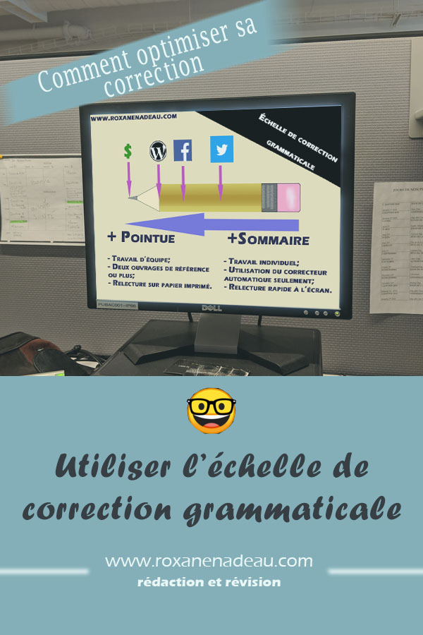 Intégrez à votre plan de communication les ressources de correction qui seront attribuées à chaque communication.