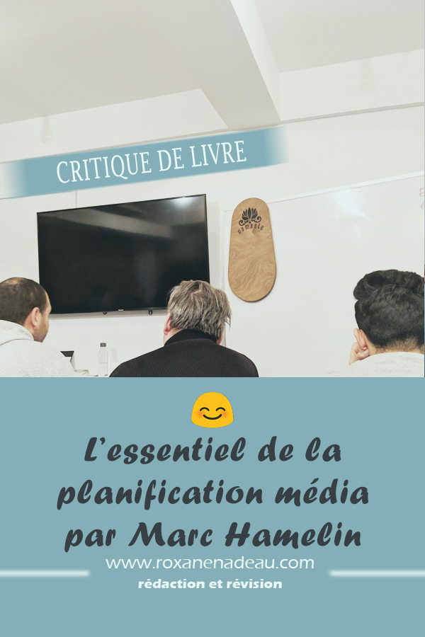 Critique d'un guide pratique de la planification média.