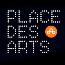 logo de la place des arts de Montréal